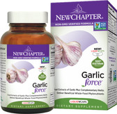 Garlic Force 30 Liquid VCaps, New Chapter