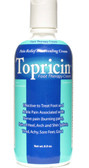 Topricin Foot Therapy Cream 8 oz Topical Biomedics, Ankle Pain, Sore Feet, Gout