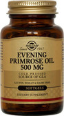 Evening Primrose Oil 500 mg 180 sGels, Solgar