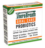 Oral Care Probiotics Citrus Flavor 8 Sugar Free Lozenges, TheraBreath
