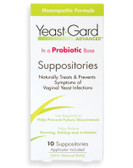 Lake Consumer Products Yeast Gard Advanced 10 Suppositories, Women, Lake Consumer Products