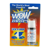 Wow Drops 0.338 oz (10 ml), Bad Breath, Colds, Cough