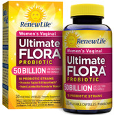 Ultimate Flora Vaginal Support 30 Caps Renew Life