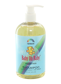 Baby Oh Baby Herbal Shampoo Scented 16 oz, Rainbow Research