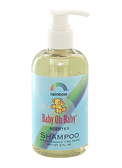 Baby Oh Baby Herbal Shampoo Scented 8 oz, Rainbow Research