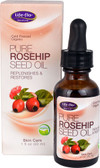 Life-Flo Pure Rosehip Seed Oil 1 oz, Dry Skin