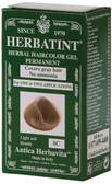 Herbatint Permanent Light Ash Blonde 8C Natural Hair Color