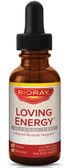 Loving Energy Adrenal System Support Alcohol Support 2 oz (60 ml), BioRay