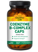 Coenzyme B-Complex Caps 60 VCaps, Country Life