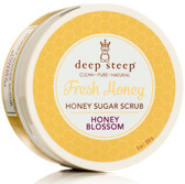 Fresh Honey Sugar Scrub Honey Blossom 8 oz (226 g), Deep Steep