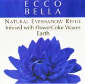 Natural Eyeshadow Refill Earth .12 oz (3.5 g), Ecco Bella