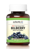 Bilberry Whole Food POWder 3.2 oz (90 g), Eclectic Institute