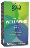 Daily WellBeing for Men 60 VCaps, Gaia Herbs