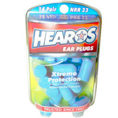 Ear Plugs Xtreme Protection 14 Pairs, Hearos
