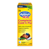 4Kids Complete Cold 'n Flu 4 oz (118 ml), Hyland's