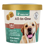 All-In-One 60 Soft Chews, NaturVet