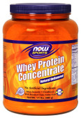 Sports Whey Protein Concentrate Natural Unflavored 1.5 lbs (680 g), Now Foods
