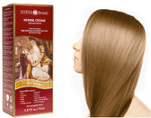 Henna Cream Healthy Hair Color for Grey Coverage Light Blonde 2.37 oz, Surya