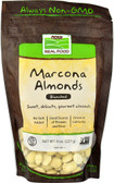 Marcona Almonds Blanched 8 oz NOW Foods