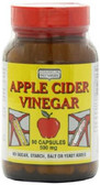 Apple Cider Vinegar 90 Caps Only Natural