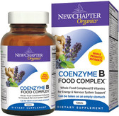 Coenzyme B Food Complex 180 Tabs New Chapter, Stress