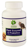 Plant Enzyme Probiotics Digestive for Dogs Cats 3.5 oz Animal Essentials