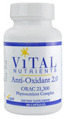 Anti-Oxidant 2.0 60 Caps, Vital Nutrients