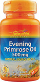 Evening Primrose Oil 500 mg 30 sGels, Thompson