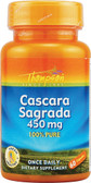 Cascara Sagrada 450 mg 60 Caps, Thompson