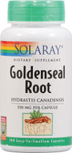 Goldenseal Root 550 mg 100 Caps, Solaray