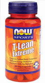 T-Lean Extreme 60 vCaps, Now Foods, Body Fat Reduction