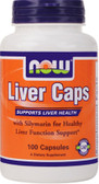 Liver Extract 100 Caps, Now Foods Supplements