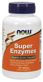 Super Enzymes 90 Tabs Now Foods, Digestive Health