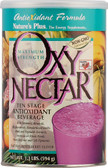 Oxy-Nectar Ten-Stage Antioxidant Beverage Mixed Berry 1.3 lb, Nature's Plus