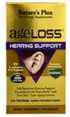 AgeLoss Hearing Support 90 Caps, Nature's Plus