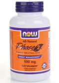 Now Foods Phase-2, 500 mg Starch Blocker 120 Caps