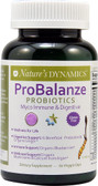ProBalanze Probiotics 60 Veggie Caps, Nature's Dynamics