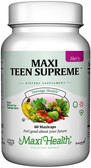 Maxi Teen Supreme Hers 60 Caps, Maxi Health