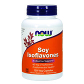 Soy Isoflavones 150 mg 120 vCaps, Now Foods