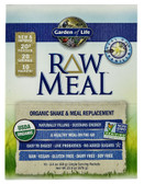 Organic RAW Meal Vanilla 10 Pkts, Garden of Life