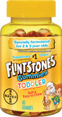 Toddler Gummies Multivitamins 80 Gummies, Flintstones