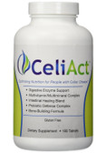 Optimizing Nutrition for People with Celiac Disease 180 Tabs, CeliAct