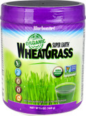 Super Earth Organic WheatGrass 5.6 oz, Bluebonnet Nutrition