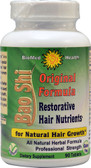 Bao Shi Original Formula Restorative Hair Nutrients 90 Tabs, Biomed Health