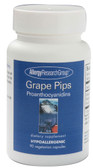 Grape Pips 90 VCaps, Allergy Research Group