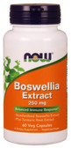 Boswellin Extract 250 mg 60 Caps Now Foods, Immune