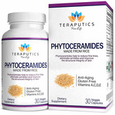 Phytoceramides Made From Rice 30 Vegetarian Caps Teraputics