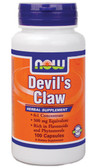 Devil's Claw Root 500 mg 100 Caps Now Foods, Muscle Inflammation