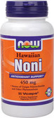Noni 450 mg  90 vCaps, Now Foods, Antioxidant