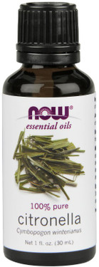 Citronella Oil 1 oz Now Foods Aromatherapy